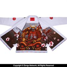 Muaewear Muaewear Limited Edition Furinkazan Jiu Jitsu Gi